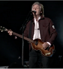 Paul McCartney: 'Once I've finished with my song, I don't mind who makes what interpretation of it'